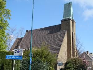 Pauluskerk, Oegstgeest