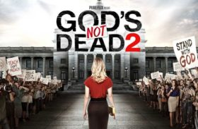 "Zaterdag 23 September 2017 – Filmavond ""God's  not dead 2"""