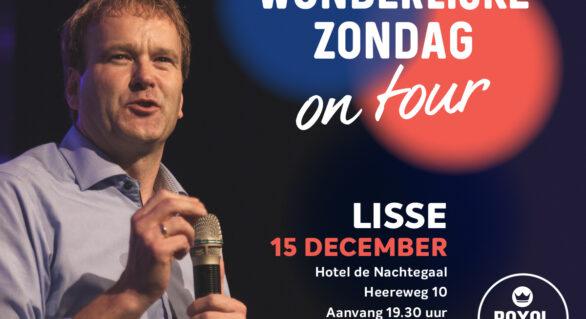 Zondag 15 December – Wonderlijke Zondag on Tour